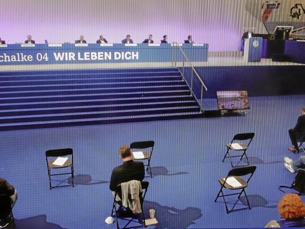 Schalke: Zwei Varianten für eine neue Schalke-Versammlung