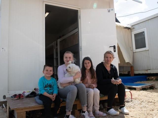 Erdbeben in Kroatien: Petrinja wird wieder aufgebaut