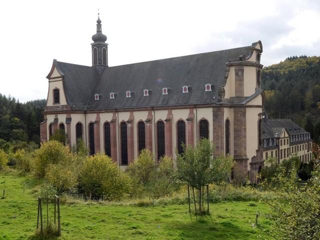 Abteikirche in Himmerod wird nach Brand wiedereröffnet