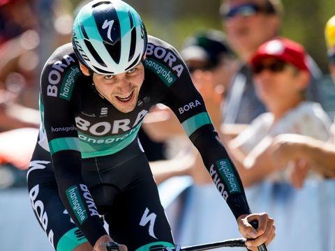 Giro d'Italia: Rückschlag für Buchmann, Sprintsieg für Merlier