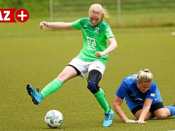 Frauenfußball Bezirksliga: VfL Grafenwald klettert mit 5:0-Erfolg auf den dritten Platz
