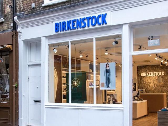 Birkenstock eröffnet ersten Flagship Store in Großbritannien