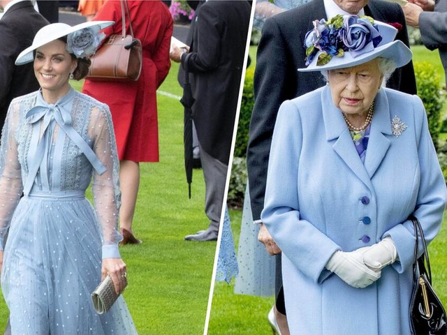 Royal Ascot 2019: Die schönsten Hüte der Royals