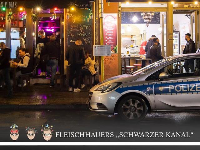 Die FOCUS-Kolumne von Jan Fleischhauer - Kreuzberg live: In der grünen Herzkammer herrschen Zustände wie in einem Mafia-Dorf