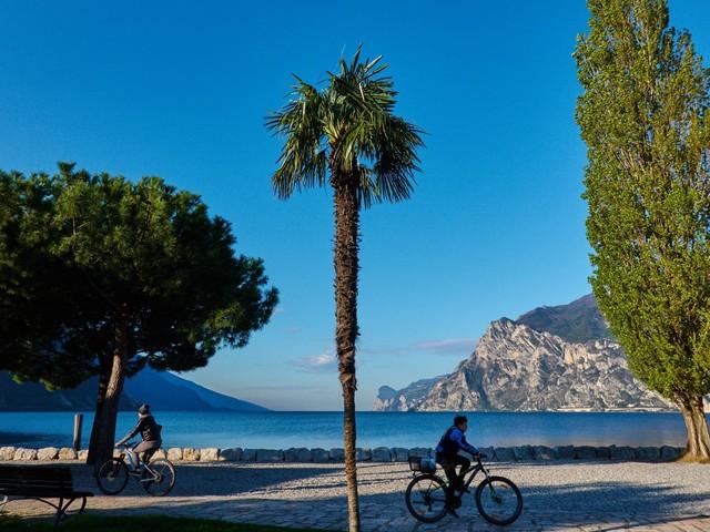 Italien: Gardasee bekommt einen 140 Kilometer langen Radweg