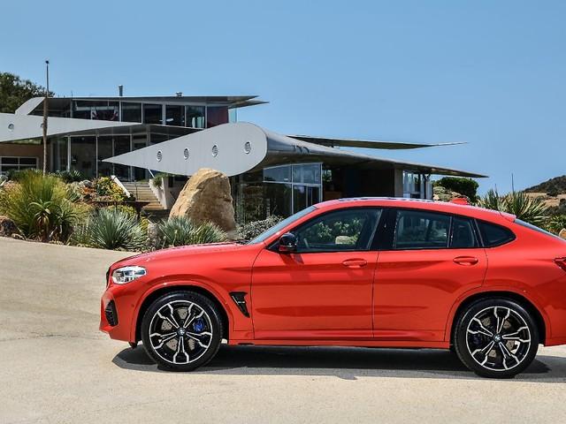Ausbau des Sportprogramms: Ein M jetzt auch für BMW X3 und X4