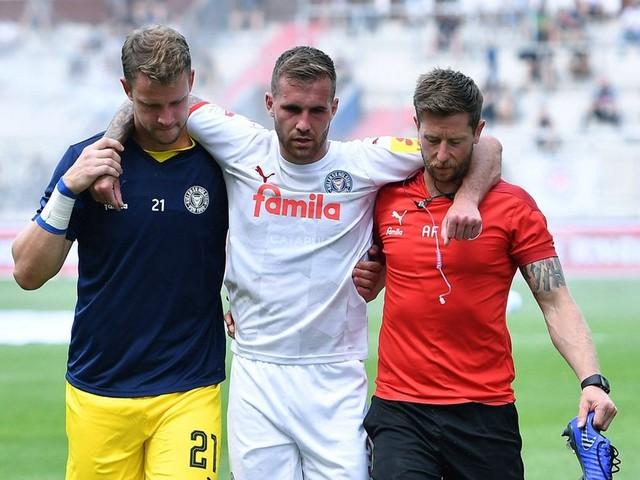 Ex-SV-Meppen-Spieler Marco Komenda fällt wochenlang aus