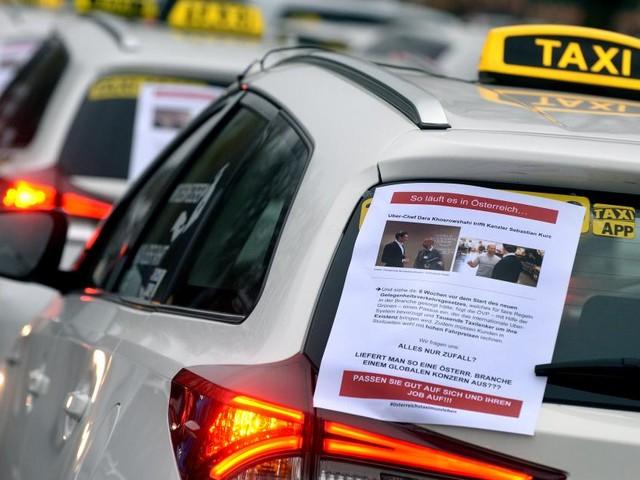 Neues einheitliches Tarifmodell für Wiener Taxis fixiert