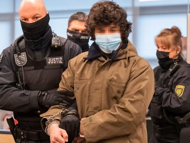 Islamisten-Prozess in Dresden: »Wir haben uns angeschaut und um Hilfe gerufen.«
