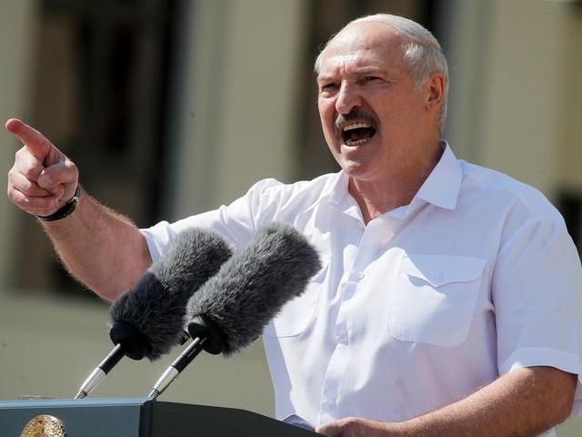 Proteste in Belarus : Der verzweifelte letzte Zug des Alexander Lukaschenko