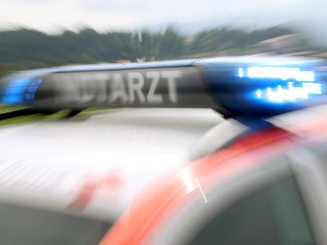 Zwei Tote bei Absturz eines Segelflugzeugs bei Eschwege