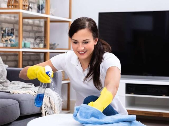 Sauber machen: Drei Tipps für mehr Spaß beim Aufräumen