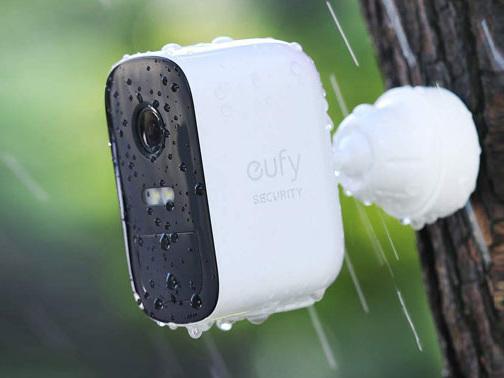 HomeKit-Kamera eufyCam 2c mit deutlichem Preisnachlass
