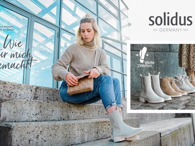 Solidus launcht eine neue Trendkollektion