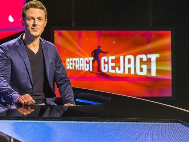 """Quizsendung: """"Gefragt – Gejagt""""-Promiausgabe: Bommes muss ans Limit gehen"""