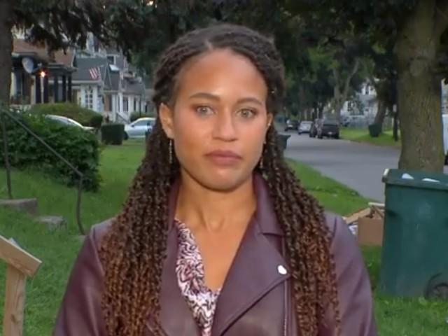 Belästigt und beleidigt: US-Reporterin veröffentlicht Video von Verbalattacke kurz vor Live-Schalte