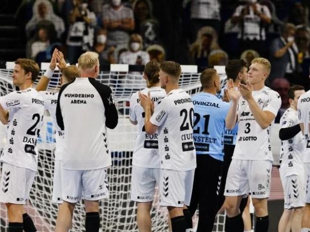 Handball-Bundesliga: THW als Tabellenführer ins Saisonfinale - Eulen abgestiegen