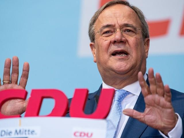 Bundestagswahl 2021 im News-Ticker - Laschet holt minimal auf - SPD aber immer noch deutlich vorne