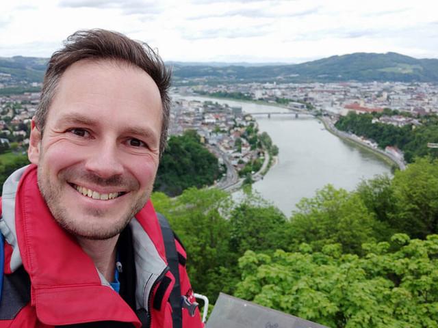 Linz Tipps von oben: Pöstlingberg, Schlossberg und Freinberg (Video)
