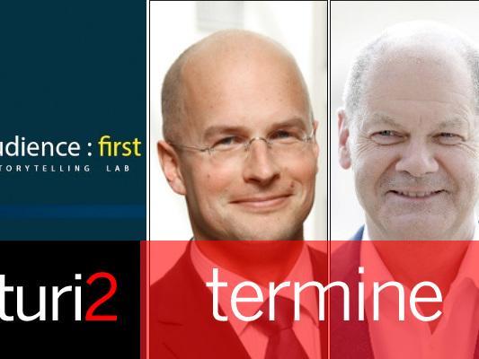 turi2 Termin-Tipp: Audience First Lab, Arbeitswelt der Zukunft, Brigitte live.