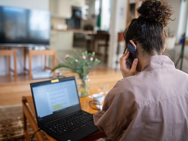 Unternehmen planen langfristig mit Homeoffice