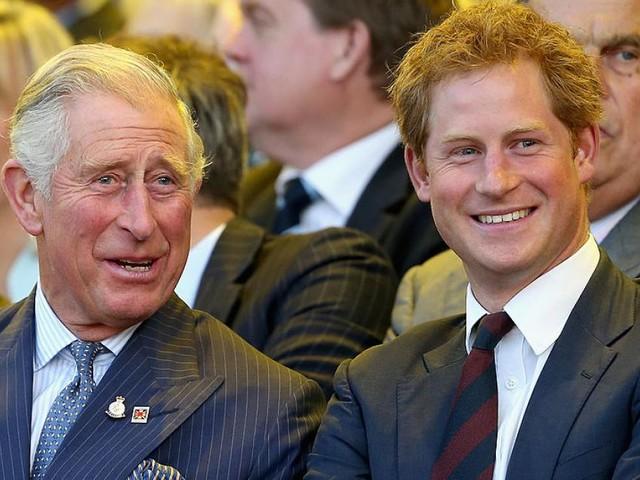 Prinz Harry wird 37: Prinz Charles gratuliert mit persönlichem Foto