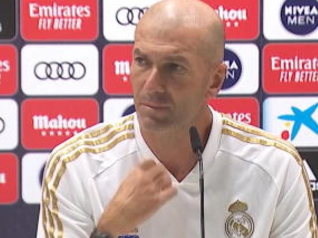Wegen Bale-Frage: Zidane sauer auf Reporter