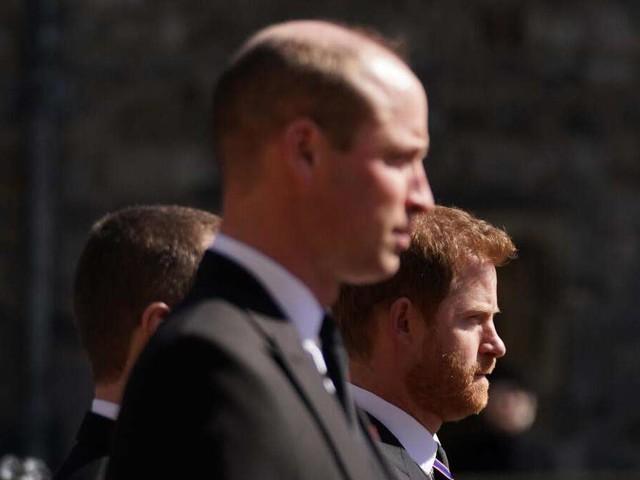 Diese Aufnahmen zeigen: Noch scheinen Prinz Harry und Prinz William nicht versöhnt
