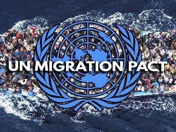 Kritik an Massenmigration wird zu einer Straftat