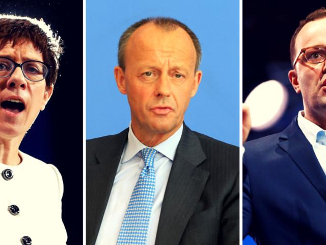Merkel-Nachfolge: Wer die besten Chancen hat und wer einen geheimen Plan