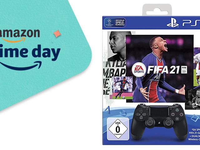 Prime Day: FIFA 21 mit Dualshock 4 für 79,99 Euro