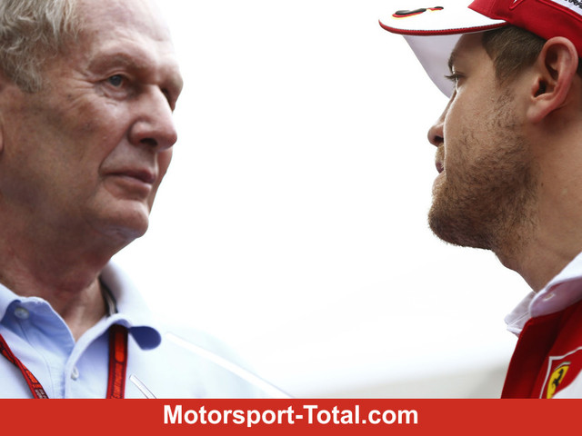 Helmut Marko: Flammendes Plädoyer für Sebastian Vettel