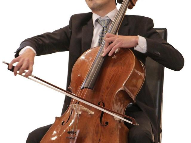 Staatsorchester-Solocellist Johann Ludwig im Gespräch