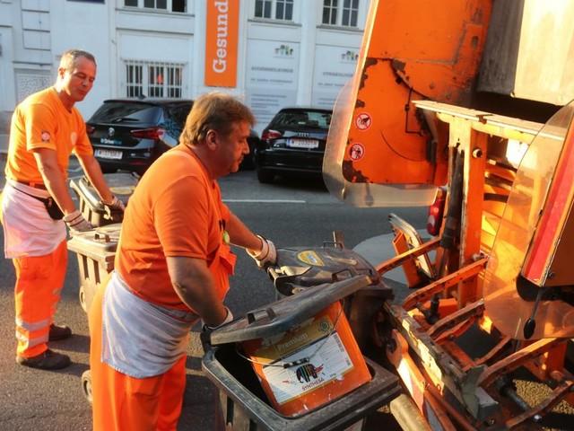 Wien erhöht Gebühren für Wasser, Kanal und Abfallentsorgung