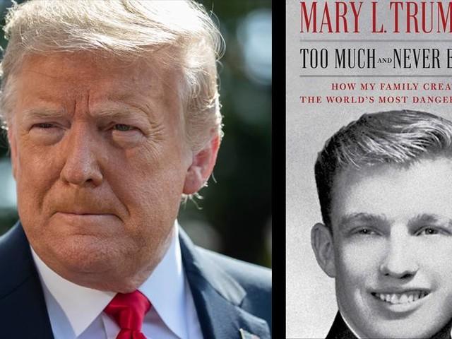 Rechtsstreit: Buch von Trump-Nichte: US-Richter hebt Verfügung gegen Verleger auf