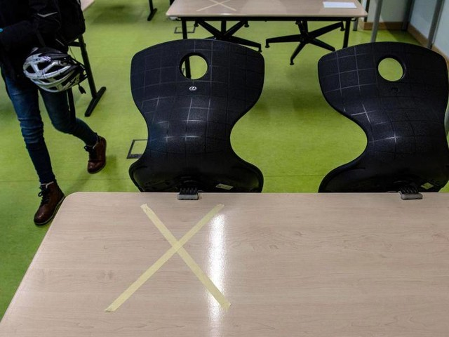 """Nicht ausreichend vorbereitet: Lehrerverband:Im neuen Schuljahr droht""""Durcheinander"""""""