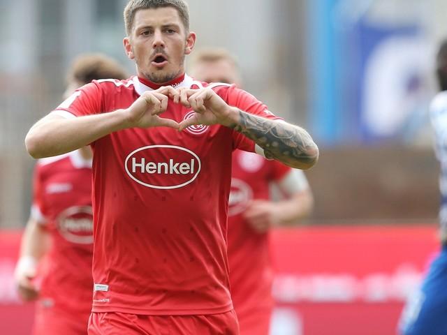 SV Darmstadt 98 gegen Fortuna Düsseldorf: 1:2, 27. Spieltag