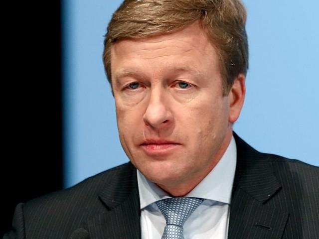 Oliver Zipse ist neuer BMW-Chef