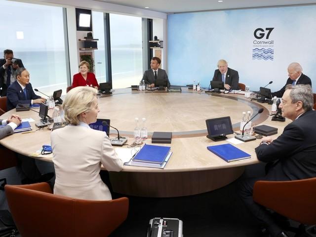 G7 beraten über Gesundheit, Wirtschaft und Außenpolitik