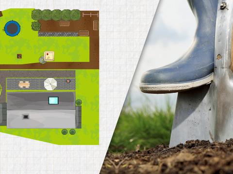 Gartenplaner online: So gestalten Sie Ihren perfekten Garten im Browser