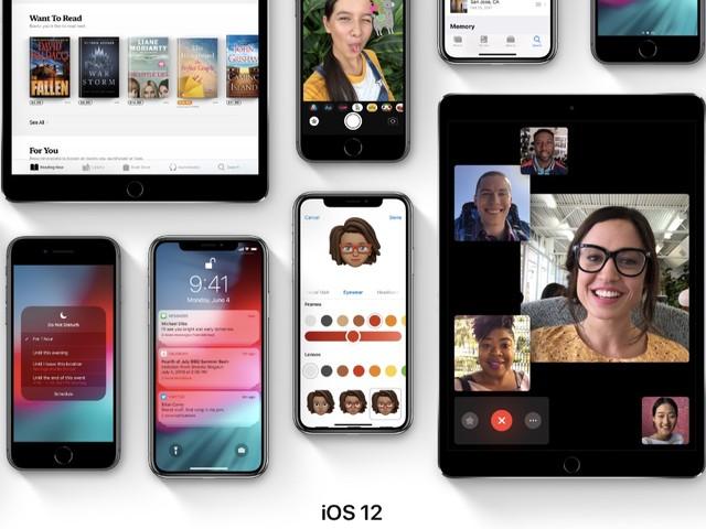 Apple veröffentlicht iOS 12.5.5 für ältere Geräte
