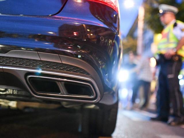 Dortmunder Polizei im Kampf gegen die Raserszene – 165 Autos kontrolliert
