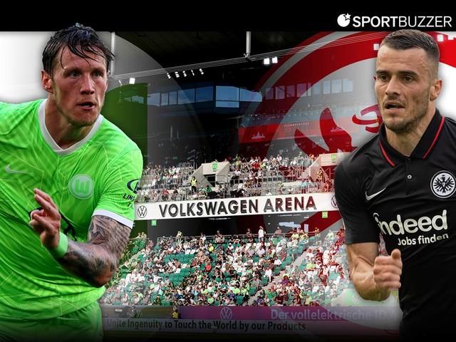 Im Liveticker: Der VfL Wolfsburg trifft auf Eintracht Frankfurt