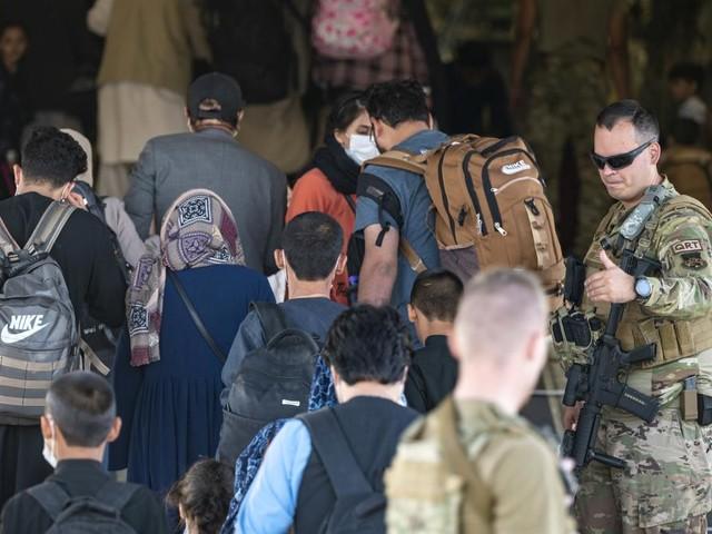 Von den USA in EU-Länder evakuiert – und jetzt in Deutschland aufgegriffen