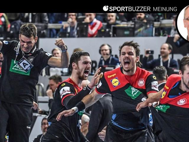 Meinung: Vor diesen Handball-Helden müssen wir uns verneigen