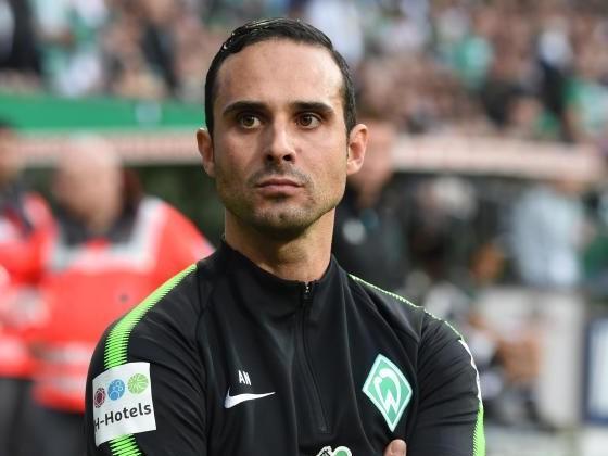 Werder-Manager Baumann stärkt Trainer Nouri den Rücken