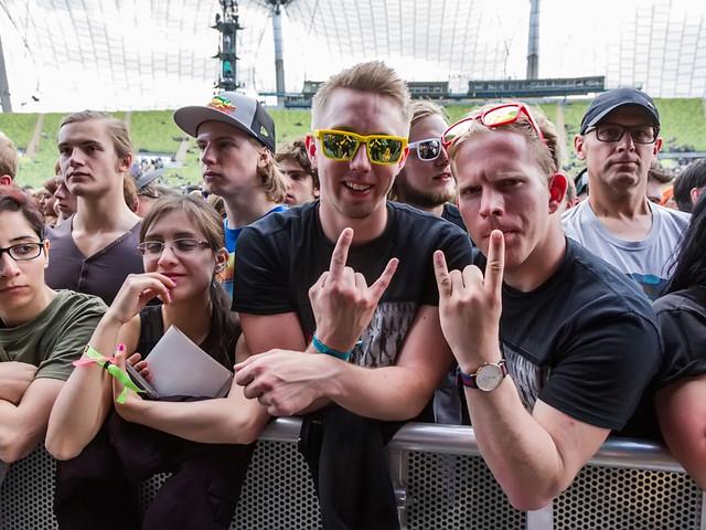 Das Rockavaria-Festival zieht 2018 in Münchens Innenstadt