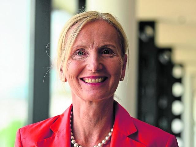 Roswitha Stadlober einstimmig zur neuen ÖSV-Präsidentin gewählt