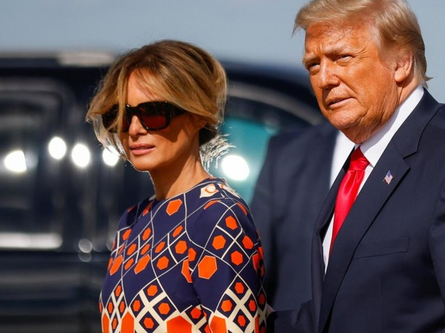 Als erste First Lady: Mit dieser Tradition brach Melania Trump kurz vor Schluss
