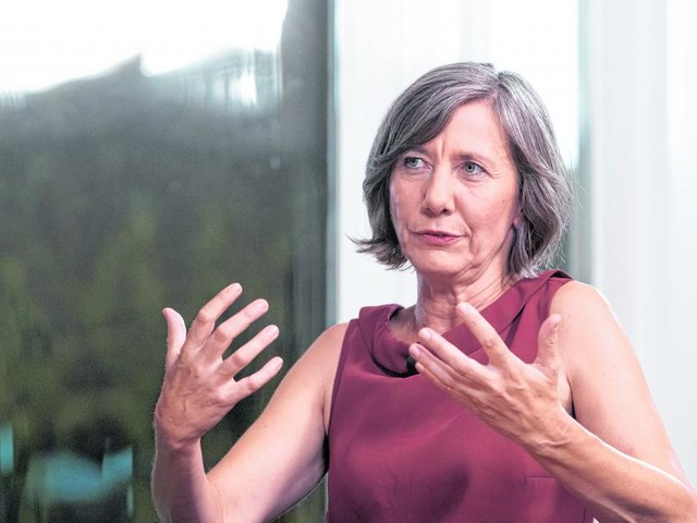 """Hebein: """"Sozialpolitik gehört zur grünen DNA – und auch zu meiner"""""""